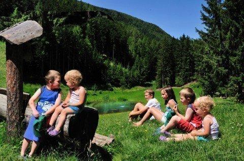 Vacanze in agriturismo con bambini